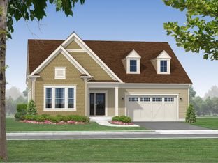 The Loren - 55+ - The Ponds at Bayberry South: Middletown, Delaware - Blenheim Homes, L.P.