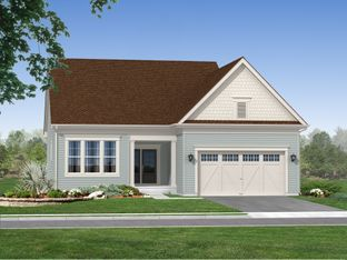 The Brando - 55+ - The Ponds at Bayberry South: Middletown, Delaware - Blenheim Homes, L.P.