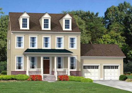 The village of bayberry in middletown de new homes for Blenheim builders