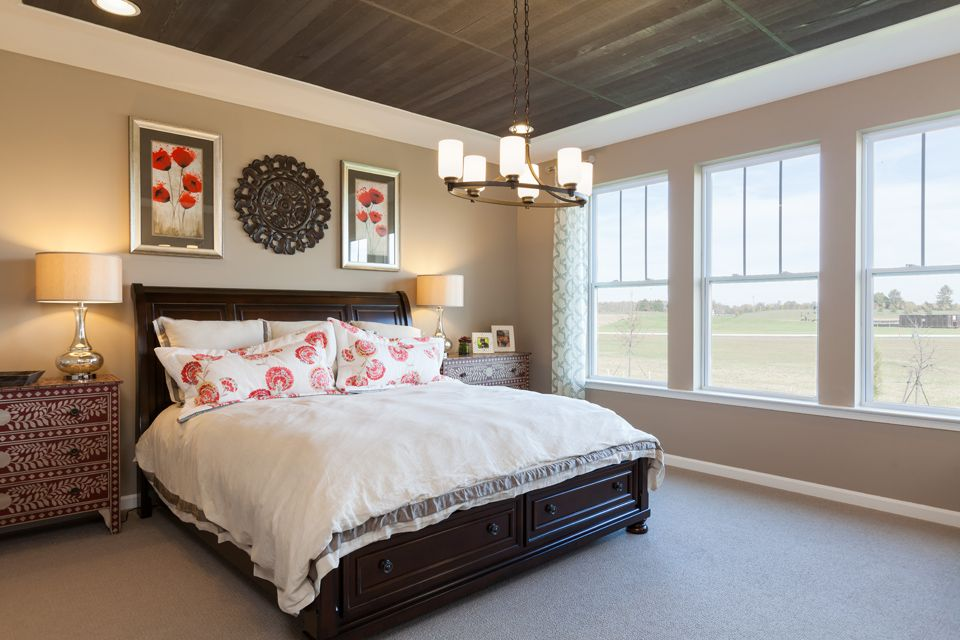 Bedroom featured in The Tracy - 55+ By Blenheim Homes, L.P. in Wilmington-Newark, DE