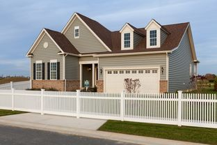 The Cooper - 55+ - The Ponds at Bayberry South: Middletown, Delaware - Blenheim Homes, L.P.