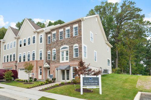 Westhampton by Blenheim Homes, L.P. in Wilmington-Newark Delaware