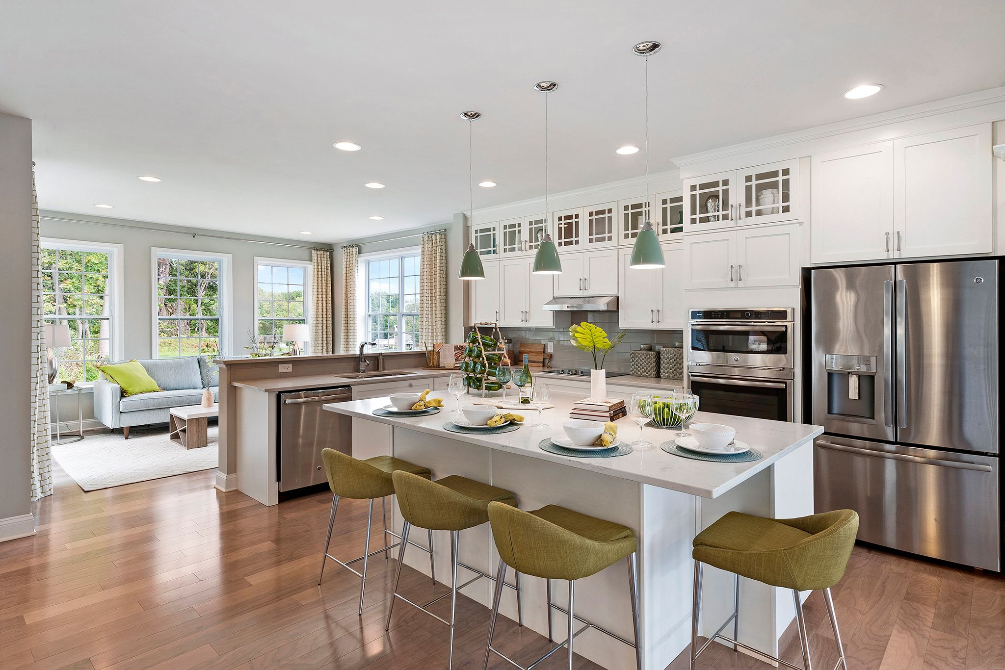 'Westhampton' by Blenheim Homes, L.P.-Philadelphia, PA in Wilmington-Newark