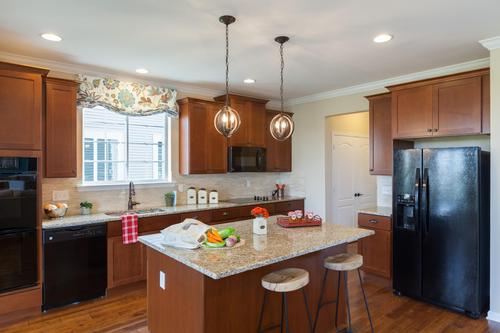 Kitchen-in-The Cooper-at-The Ponds at Bayberry South-in-Middletown