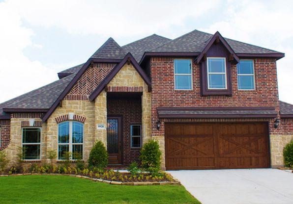 Watersbend in Fort Worth TX New Homes Floor Plans by Bloomfield – Bloomfield Homes Floor Plans