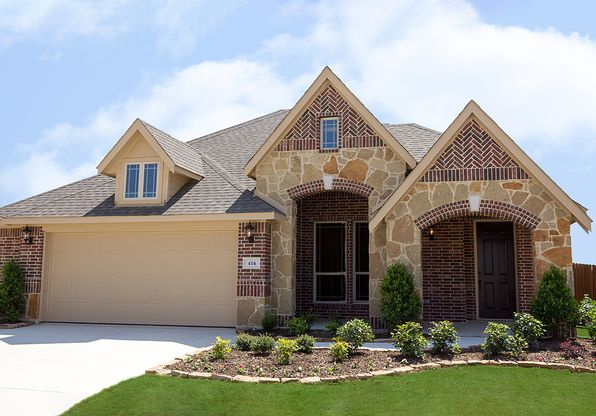 West Crossing in Anna TX New Homes Floor Plans by Bloomfield Homes – Bloomfield Homes Floor Plans