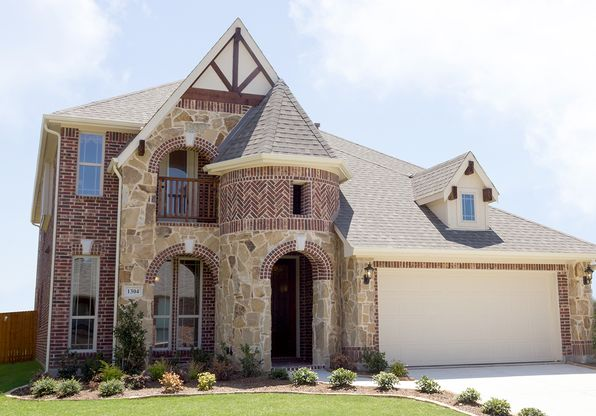 Woodcreek in Fate TX New Homes Floor Plans by Bloomfield Homes – Bloomfield Homes Floor Plans