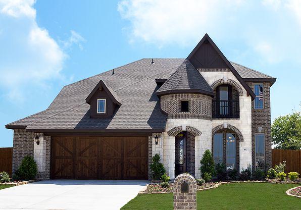 Crestview in Crowley TX New Homes Floor Plans by Bloomfield Homes – Bloomfield Homes Floor Plans