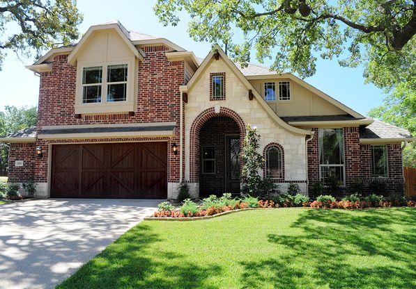 Garden Valley in Waxahachie TX New Homes Floor Plans by – Bloomfield Homes Floor Plans