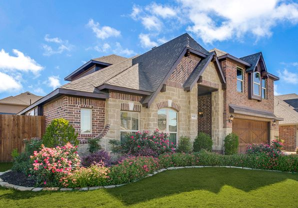 Brookside in Melissa TX New Homes Floor Plans by Bloomfield Homes – Bloomfield Homes Floor Plans