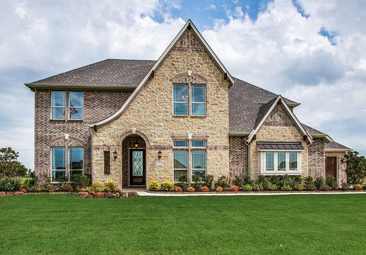 Prairie View Farms:Lilac Model Homes
