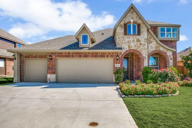 Maplewood in Glenn Heights TX New Homes Floor Plans by – Bloomfield Homes Floor Plans