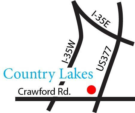 Country Lakes In Argyle Tx New Homes Amp Floor Plans By