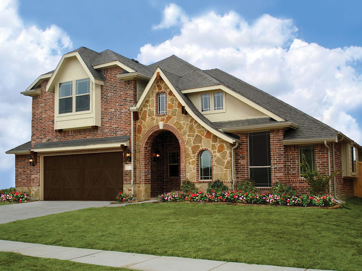 New Homes Mansfield Isd