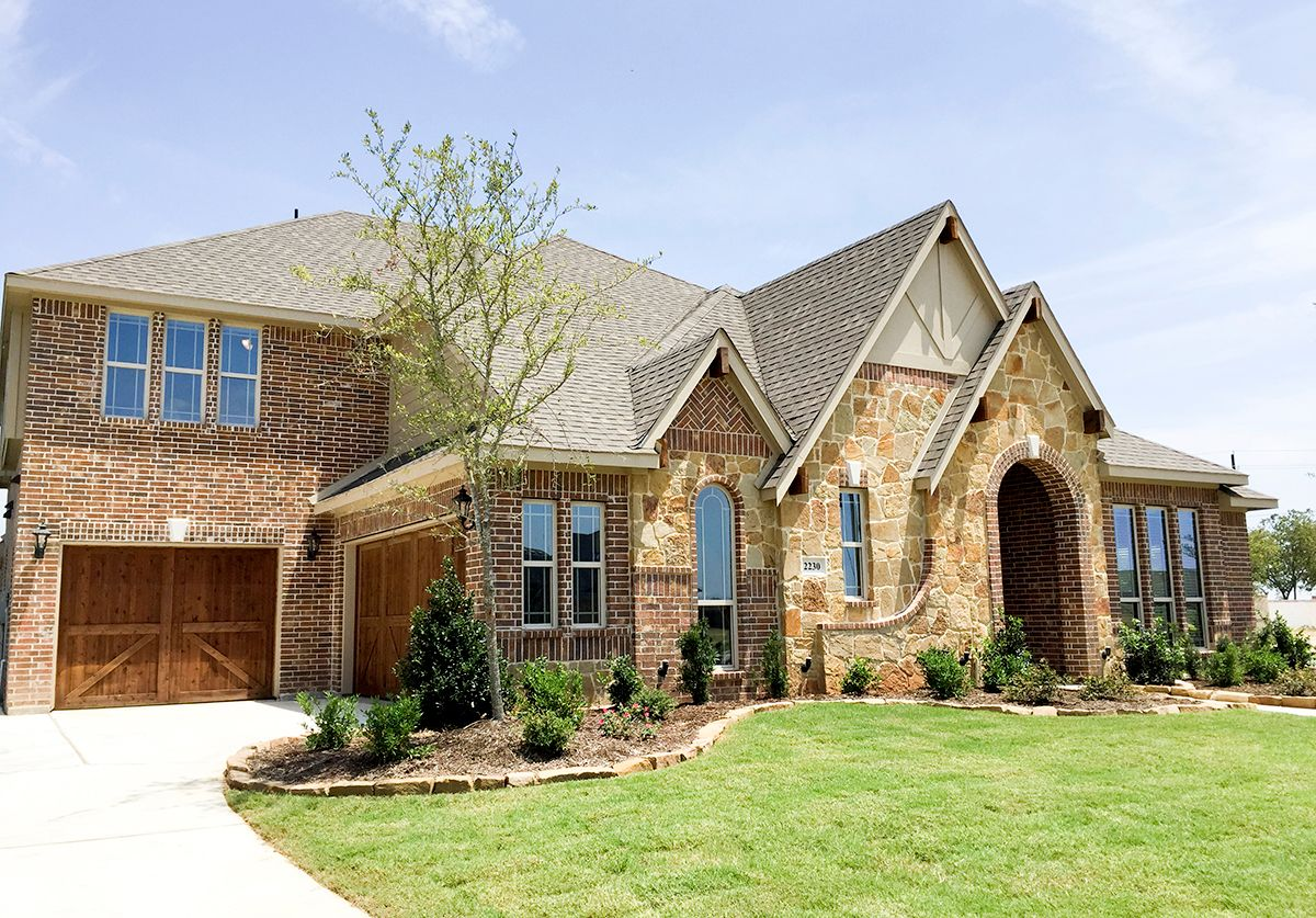 Coventry crossing in midlothian tx by bloomfield homes for Coventry home builders
