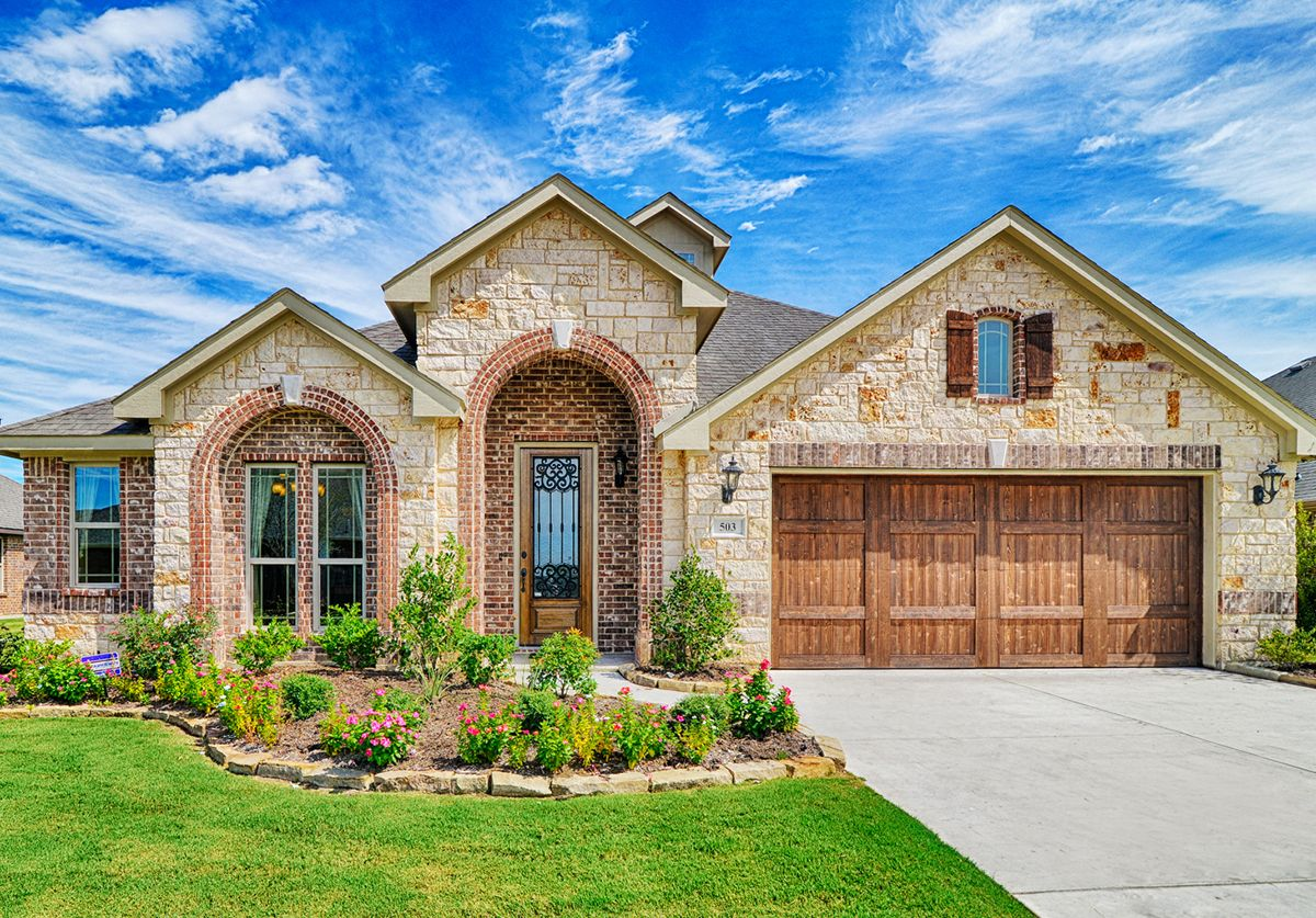 New Homes in Mesquite TX | Hagan Hill | Bloomfield Homes