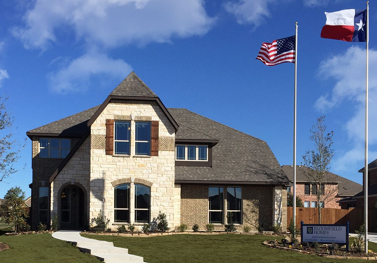 Magnificent New Homes In Dallas 1 061 Communities Newhomesource Home Interior And Landscaping Mentranervesignezvosmurscom