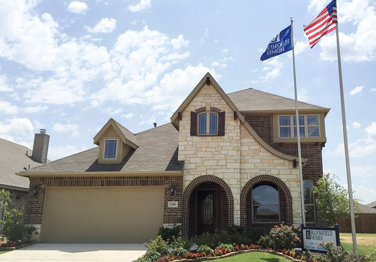 New Homes In Little Elm Tx 761 Communities Newhomesource