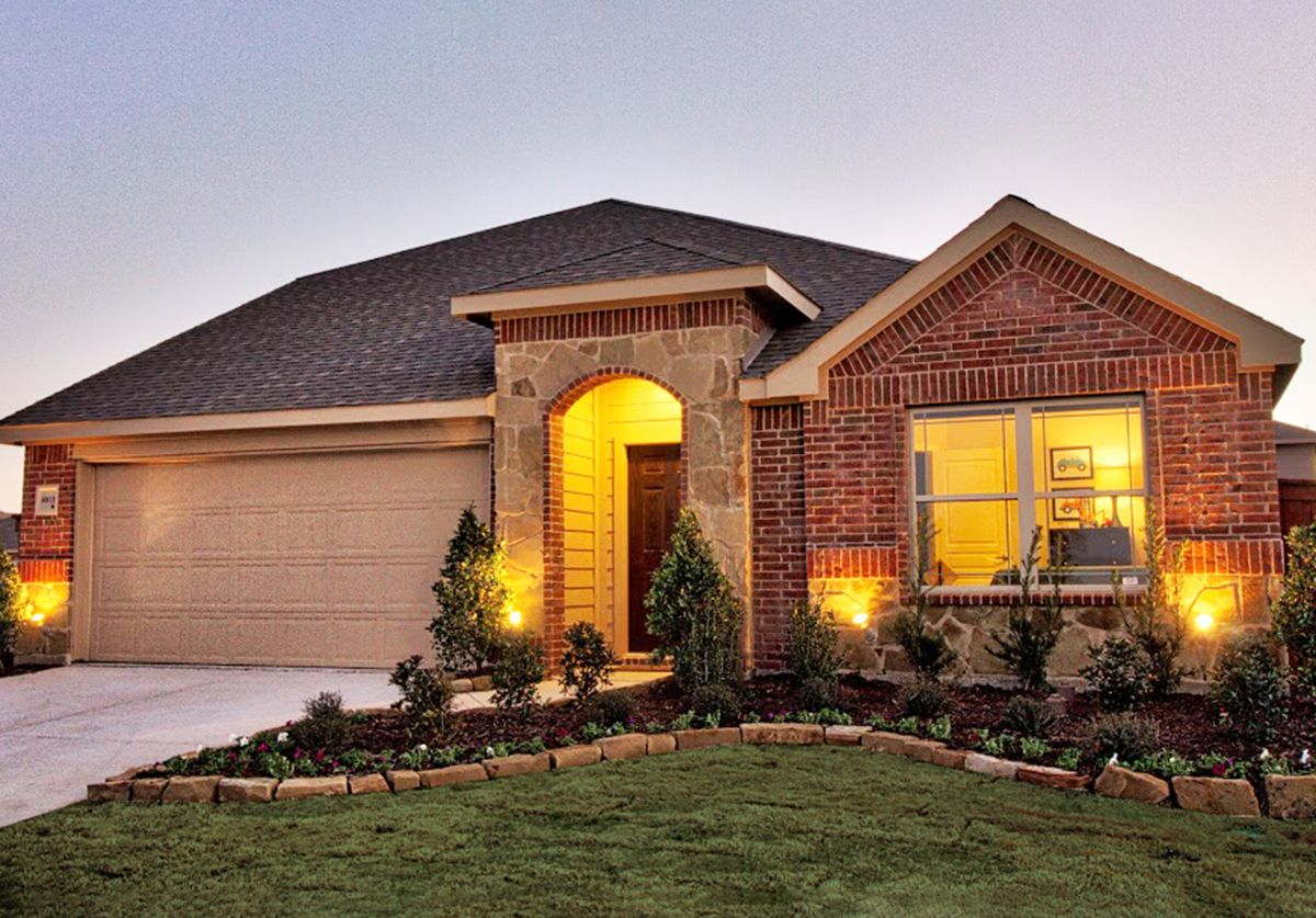 New Homes in Forney TX | Heartland | Bloomfield Homes