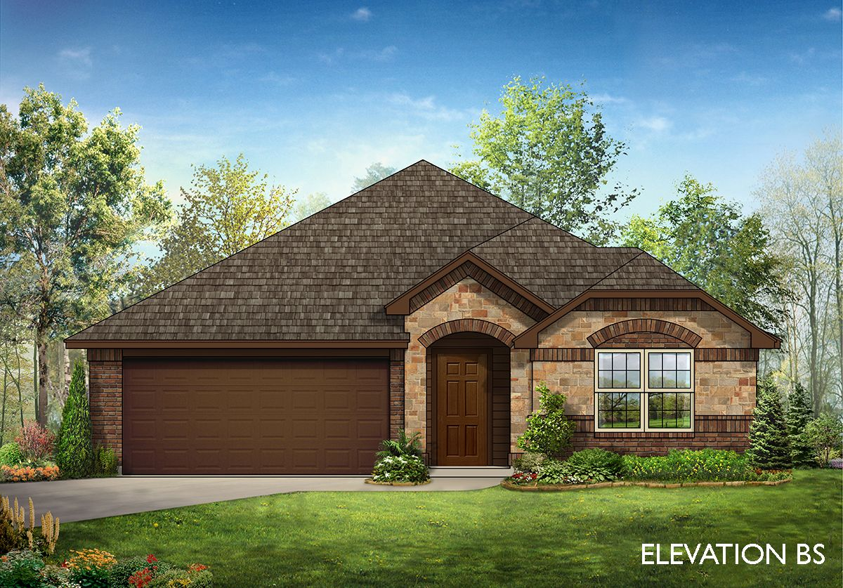 Camellia Home Plan By Bloomfield Homes In Heartland