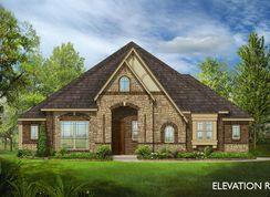 Carolina Side Entry - Triple Diamond Ranch: Mansfield, Texas - Bloomfield Homes