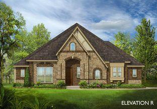 Carolina II Side Entry - Triple Diamond Ranch: Mansfield, Texas - Bloomfield Homes