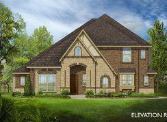 Carolina III Side Entry - Triple Diamond Ranch: Mansfield, Texas - Bloomfield Homes