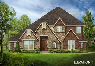 Carolina IV Side Entry - Brandi Ridge: Midlothian, Texas - Bloomfield Homes