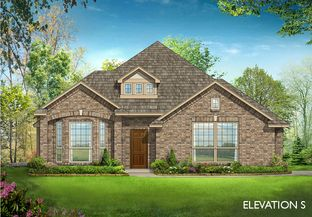 Cypress II Side Entry - Massey Meadows: Midlothian, Texas - Bloomfield Homes