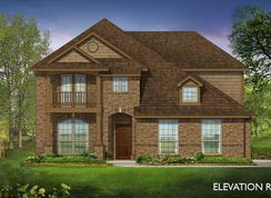 Dewberry Side Entry - Massey Meadows: Midlothian, Texas - Bloomfield Homes