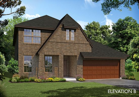 Dewberry Ii Home Plan By Bloomfield Homes In Country Lakes