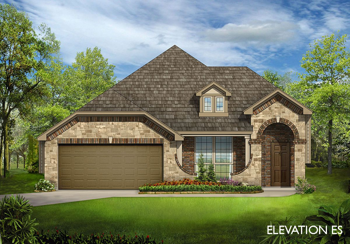 Dogwood Home Plan By Bloomfield Homes In Willow Wood