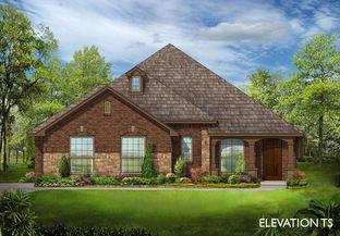 Dogwood III Side Entry - Massey Meadows: Midlothian, Texas - Bloomfield Homes