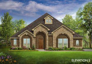Hawthorne Side Entry - Hayes Crossing: Midlothian, Texas - Bloomfield Homes