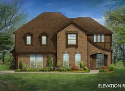 Magnolia II Side Entry - Triple Diamond Ranch: Mansfield, Texas - Bloomfield Homes