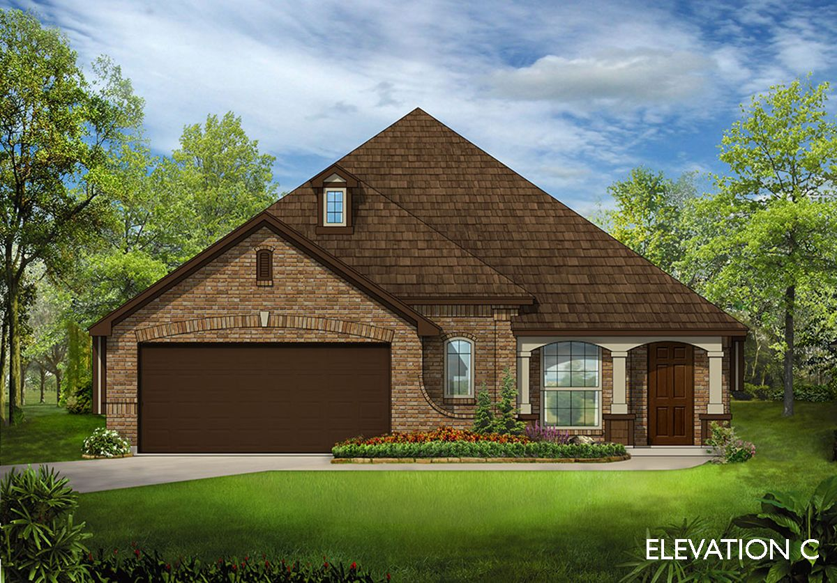 Dogwood Home Plan By Bloomfield Homes In All Bloomfield Plans
