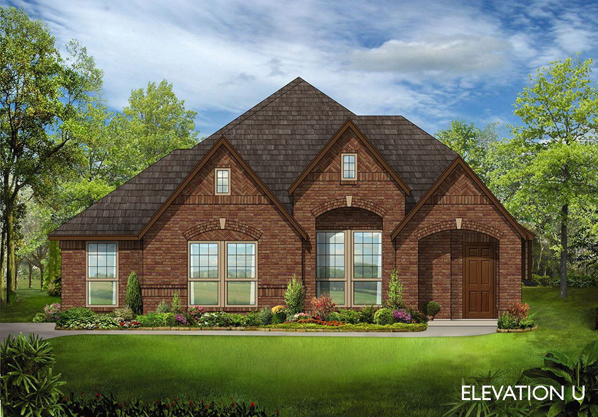 Dogwood Home Plan By Bloomfield Homes In Classic Series