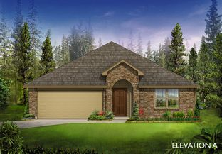 Laurel - Star Ranch: Godley, Texas - Bloomfield Homes