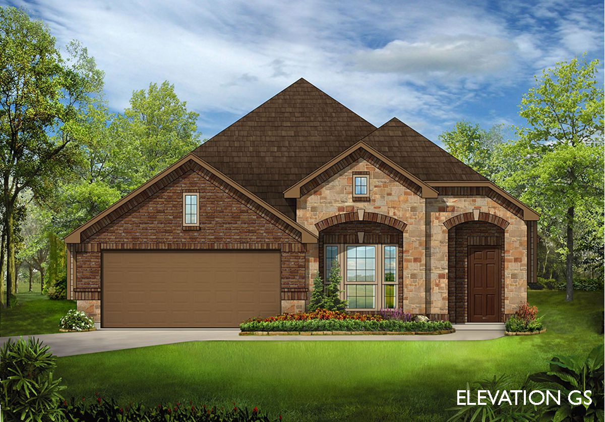 Dogwood Home Plan By Bloomfield Homes In Savannah