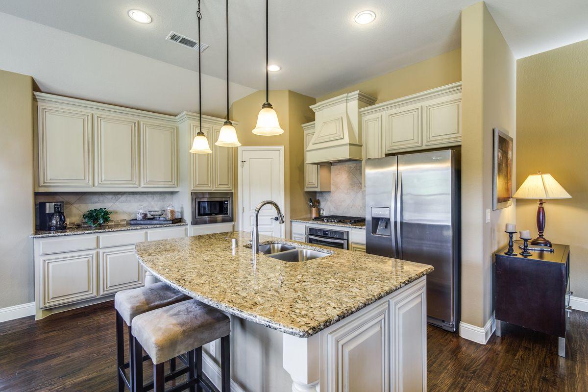 Carolina Floorplan Home Builder In Dfw Bloomfield Homes
