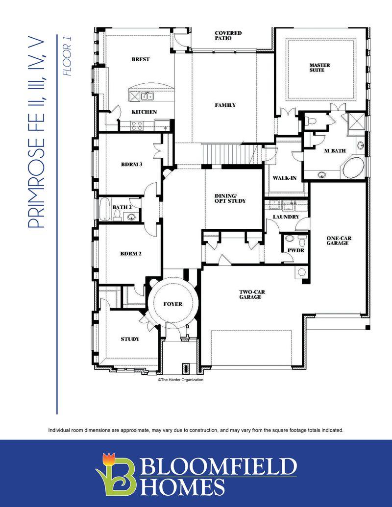 Primrose FE III First Floor