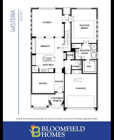 Wisteria Plan, Heartland, Texas 75126 - Wisteria Plan at Heartland ...