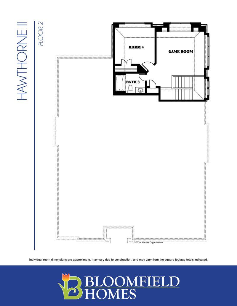 Hawthorne II Floor Two