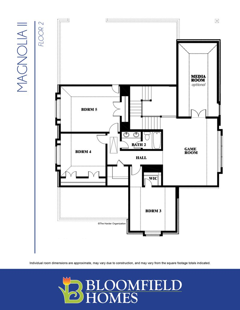 Magnolia II Floor Two
