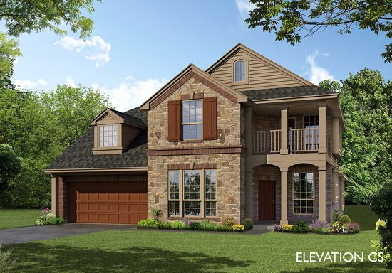 New Homes in Forney TX | Devonshire | Bloomfield Homes