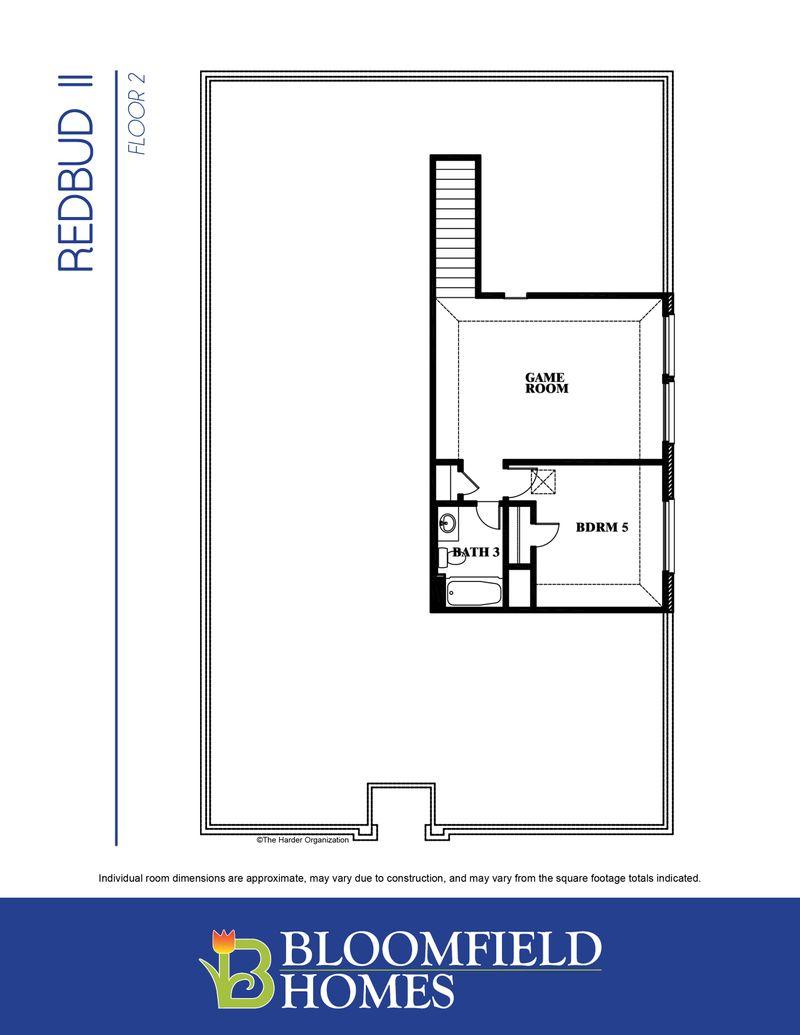 Redbud II Floor Two