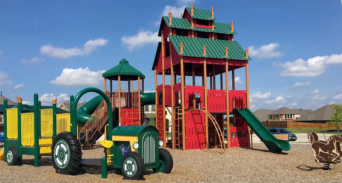 Stone Ranch Playground