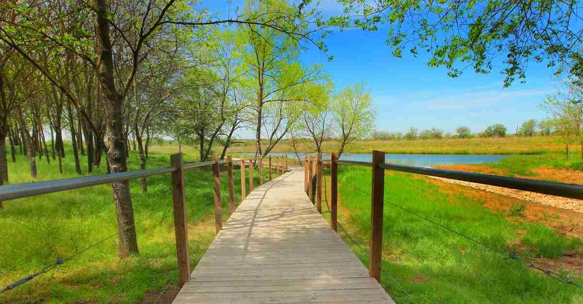 Union Park Trails