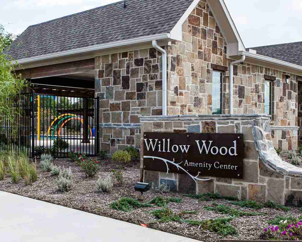 Willow Wood Amenity Center
