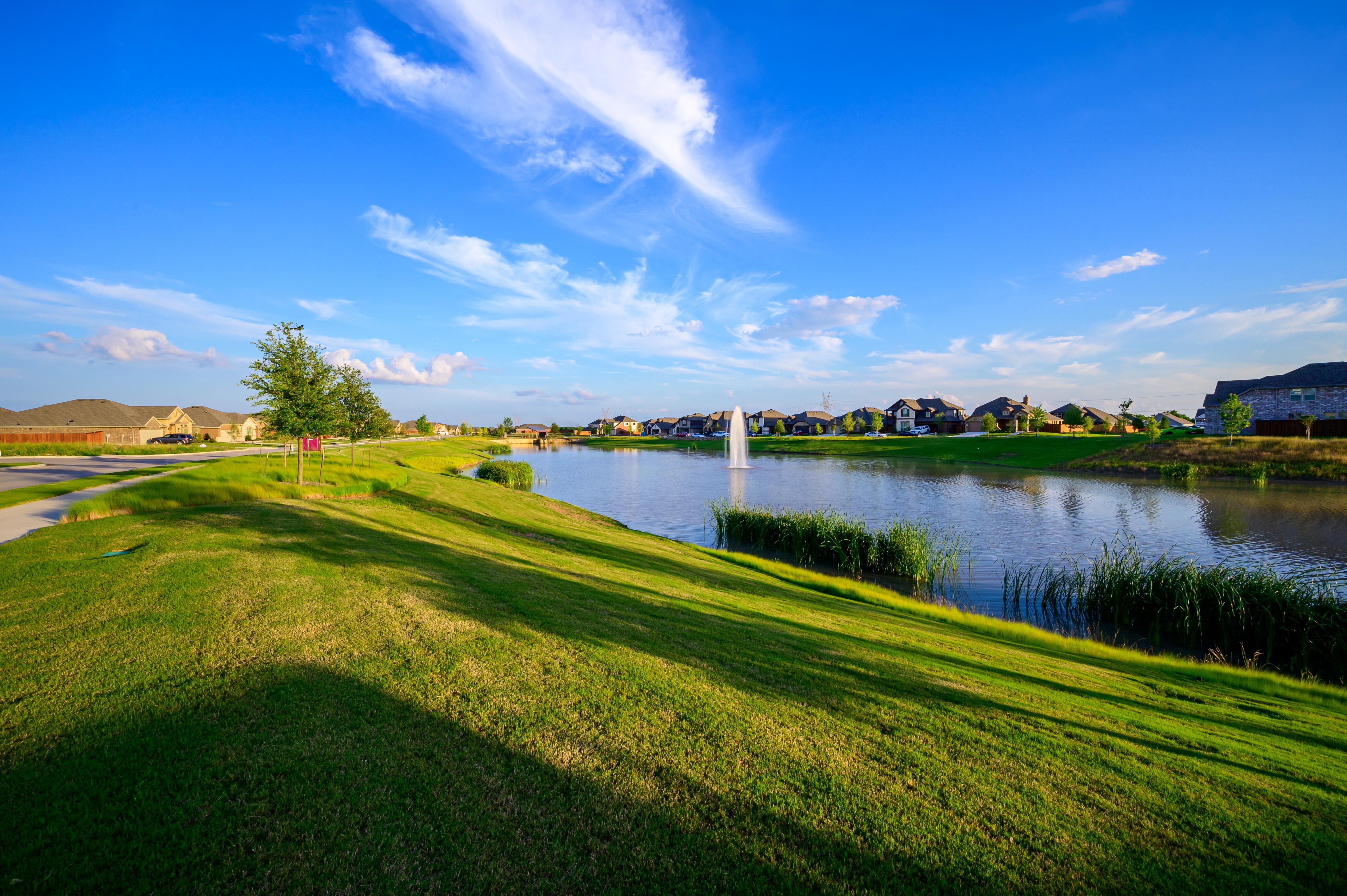 'Waterscape' by Bloomfield Homes  in Dallas
